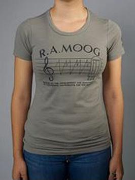 Ladies R.A. Moog t-shirt