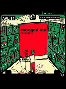 Mooged Out Vol.2 CD