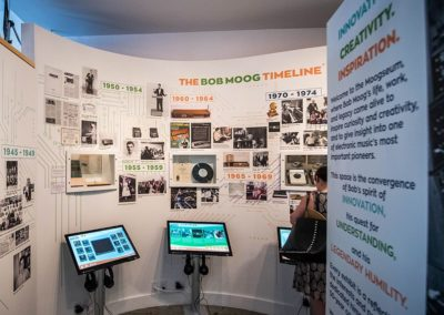 Bob Moog Timeline Moogseum Gallery