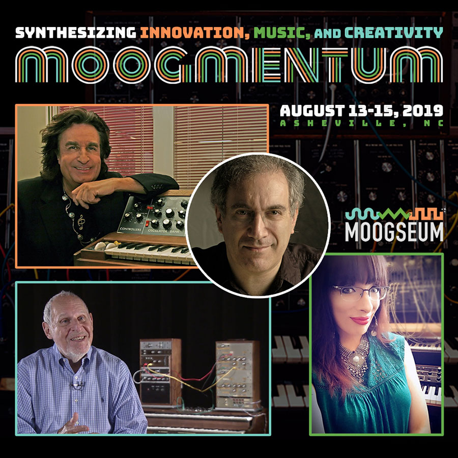 """Announcing """"Moogmentum"""" Grand Opening Celebration of the Moogseum"""