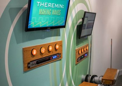 Theremin Making Waves Moogseum Gallery