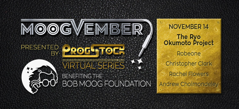 Moogvember Schedule For This Saturday, November 14!
