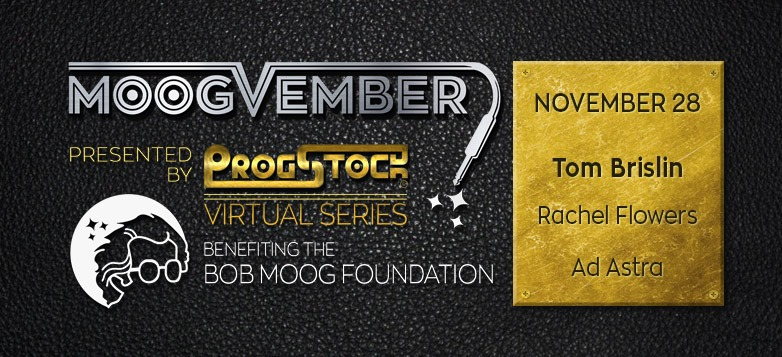 ProgStock Presents Moogvember: Saturday, November 28