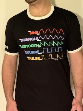 Waveform Ringer T-shirt